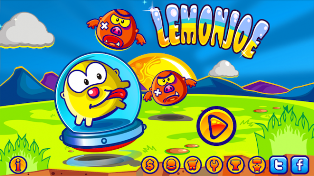 Quirky App Of The Day: Lemon Joe Needs Some Lemonade To Help Him Explore