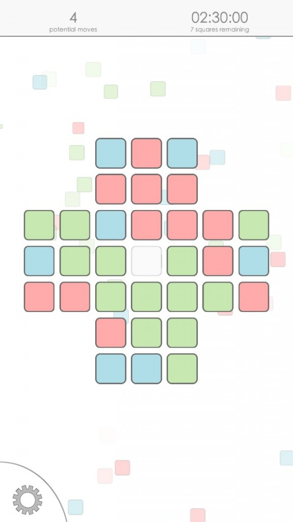 Do You Have What It Takes To Clear The Grid In Solisqr?