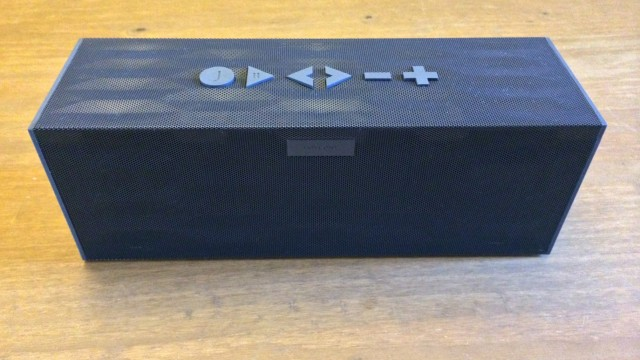 Review: Jawbone's Big JamBox Could Be The Best Portable Speaker Out There