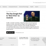 Check Out The Most Popular Instapaper'd Story Of The Day With Instapaper Daily