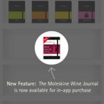 Your Ideal Wine Cellar On iOS: Moleskine Journal 2.0 Introduces New Wine Journal