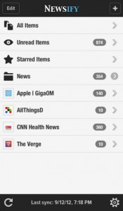 Newsify Gains Further iOS 7 Optimizations, Feedly Article Images And Other Tweaks