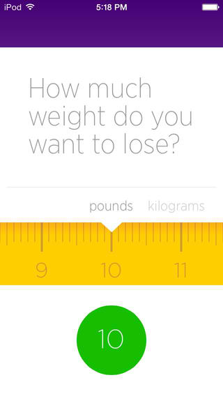 Lose Your Christmas Calories With Noom Weight, Just Updated With M7 Support