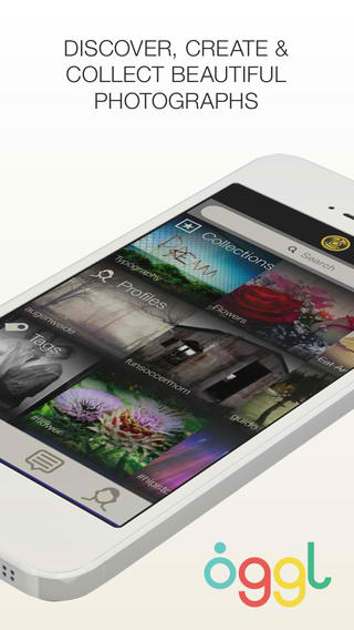 Oggl, Hipstamatic's Anti-Instagram App, Goes 2.0 With New Home Screen And More