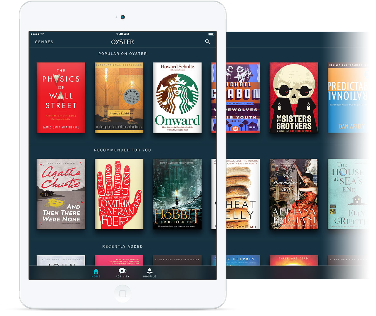 Looking For A Last-Minute Holiday Gift? Give The Gift Of Unlimited E-Books With Oyster