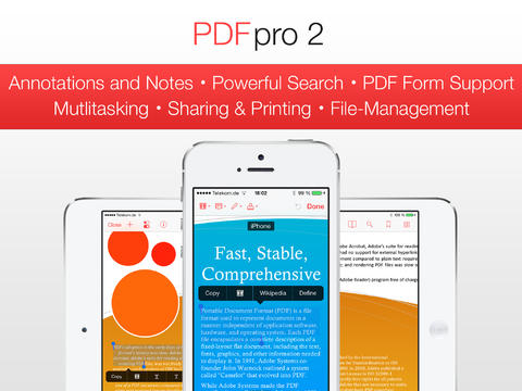 PDF Pro 2 Aims To Be 'The Ultimate PDF App' With Its Impressive Feature Set