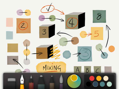 Paper Meets Pencil In Latest Update To FiftyThree's Acclaimed Drawing App