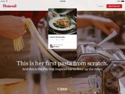 Pinterest For iPad Redesigned For iOS 7, Updated With Secret Boards And Other Features
