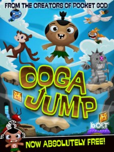 Pocket God: Ooga Jump Makes The Leap To The Freemium Side With Latest Update