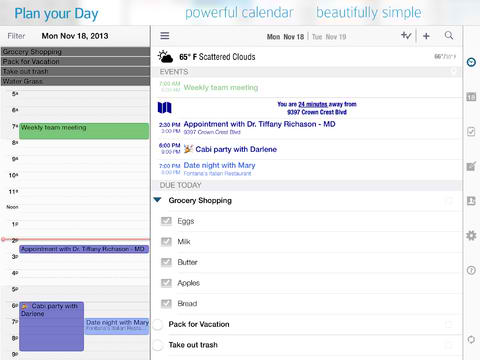 Pocket Informant Pro Updated With Global Quick Event Entry And Other Features