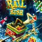 Join The Holiday Gold Rush With Santa Claus Himself In Rail Rush
