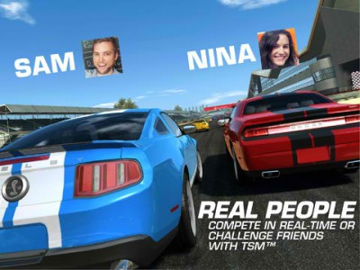 Keepin' It Real: Real Racing 3 Gains Real-Time Multiplayer Plus New Flagship Supercars