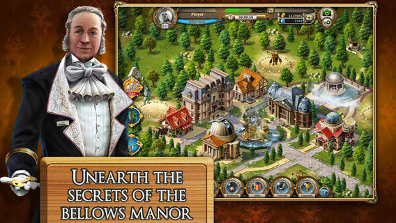 Rooms Of Memory Hidden Object Game Updated With Universal Support For iPhone