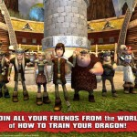 Play And Learn With Your 'How To Train Your Dragon' Friends In School Of Dragons
