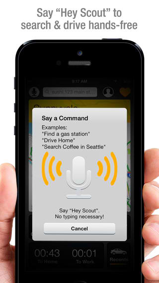 Hey, Scout! Scout By Telenav Goes Hands-Free With New Voice Command Feature