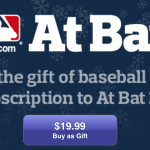 Major League Baseball Now Offering At Bat 2014 Gift Subscriptions