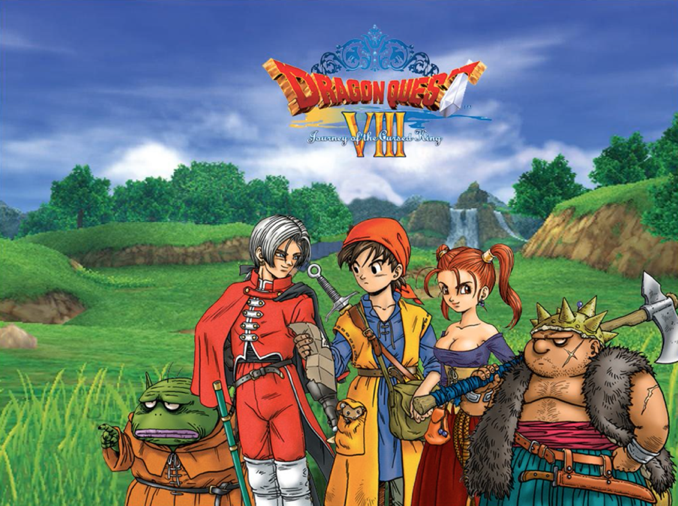 Square Enix To Bring Dragon Quest VIII To iOS, But There's A Catch