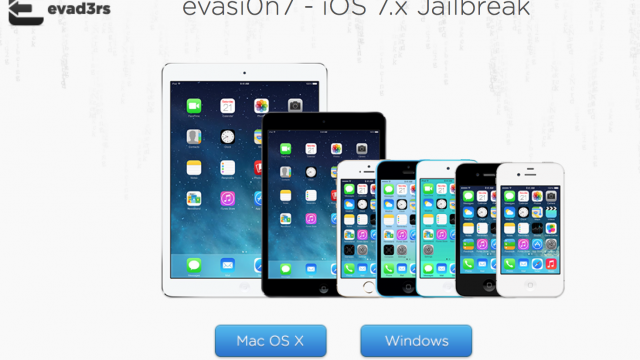 Goodbye TaiG: The Evasi0n7 Jailbreak Tool Has Been Updated