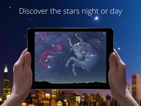 Sky Guide 3.0 Features Time-Lapse, 64-Bit Support And Other Enhancements