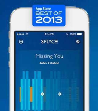 Fancy Music Player App Splyce Goes 2.0 With Splycelists, Smart Seek And Other Features