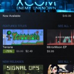Valve's Steam Mobile Client Redesigned For iOS 7, Updated With Improvements
