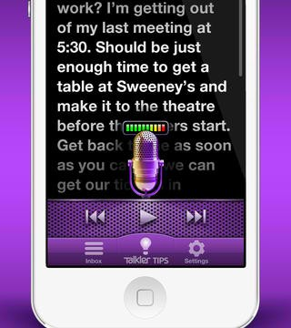 Look What's Talking: Read-Aloud Voice-Controlled Email App Talkler Gets Major Update