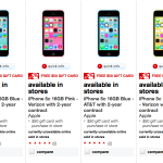 Target Offering Last-Minute Holiday Shopping Deals On iPhone 5c, iPad mini And More
