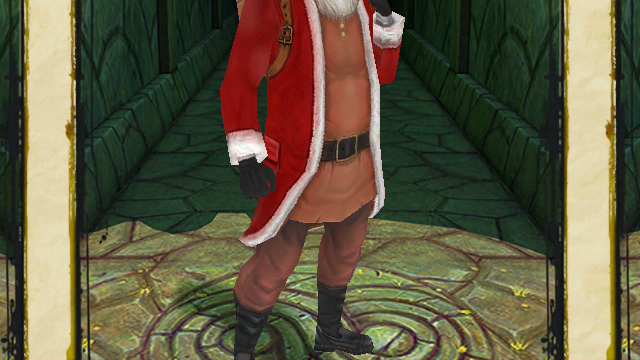 Run As Santa And Spread Ho-Ho-Holiday Cheer In Temple Run 2