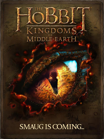 Combat Against The Dragon Smaug In The Hobbit: Kingdoms Of Middle-Earth