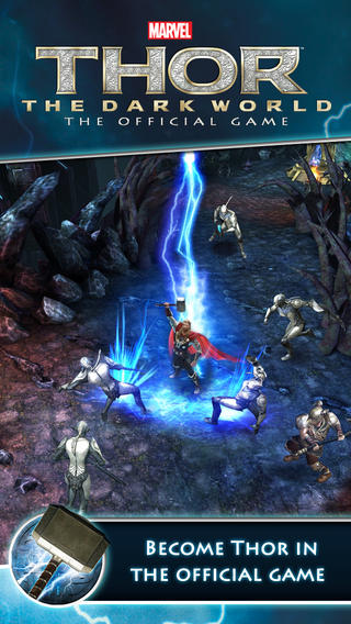 Thor: The Dark World - The Official Game Gets Struck By First Content Update