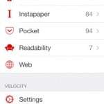 Velocity Speed-Reading App Gains Readability Support And Source Management