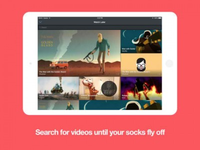 Vimeo Brings Search Back To iPad App, Adds Tap-And-Hold Support For Video Options