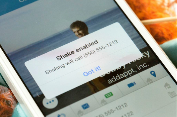 Addappt Update Ushers In 'Shake To Call' Feature And More