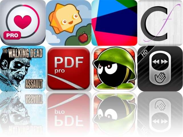 Today's Apps Gone Free: Runtastic Heart Rate Monitor, Grilly The Cheese, Gelo And More