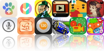 Today's Apps Gone Free: Dr. PetPlay, Taasky, Detective Holmes And More