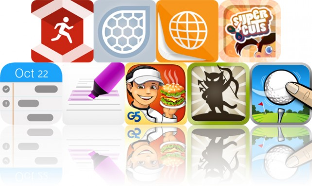 Today's Apps Gone Free: Run Tracker, Chordion, Page2PDF And More