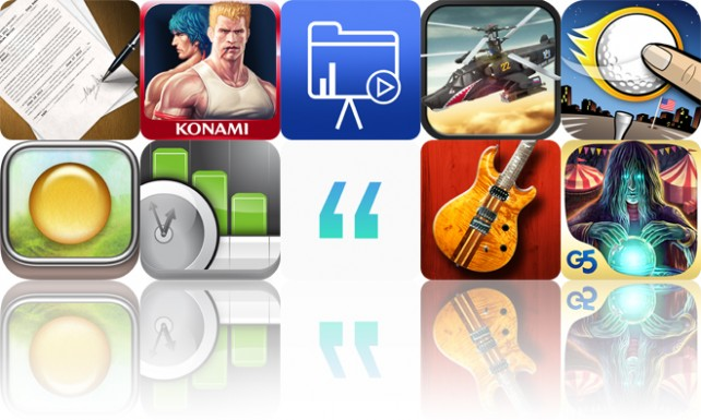 Today's Apps Gone Free: Form Tools PDF, Contra: Evolution, WiPoint And More