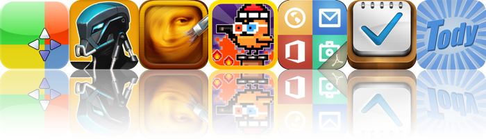 Today's Apps Gone Free: Priority Matrix, Epoch, Foolproof Art Studio And More