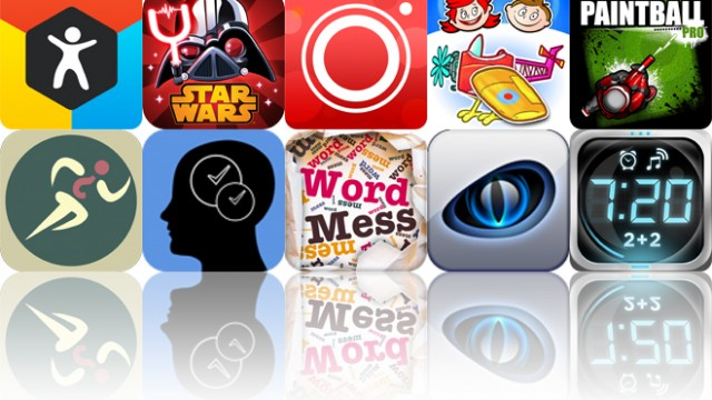 Today's Apps Gone Free: Argus, Angry Birds Star Wars II, Bokeh Lens And More