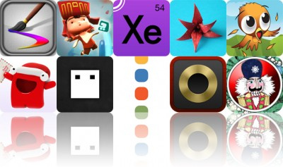Today's Apps Gone Free: Inspire Pro, LostWinds, The Elements And More