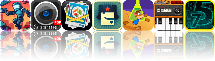 Today's Apps Gone Free: The Blocks Cometh, Pocket Scanner, Weight Snap And More