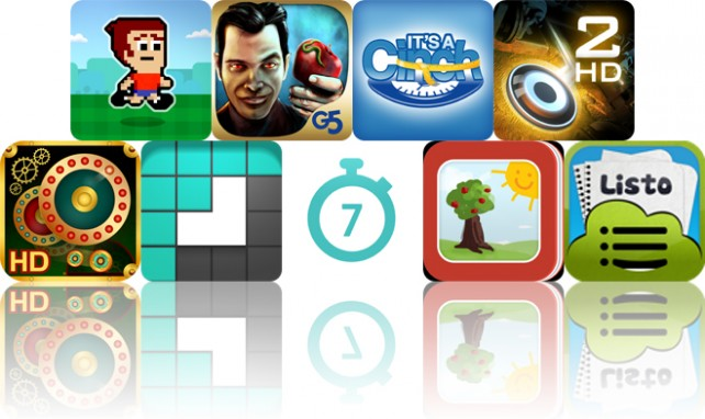 Today's Apps Gone Free: Mikey Shorts, Red Crow Mysteries, It's A Cinch And More