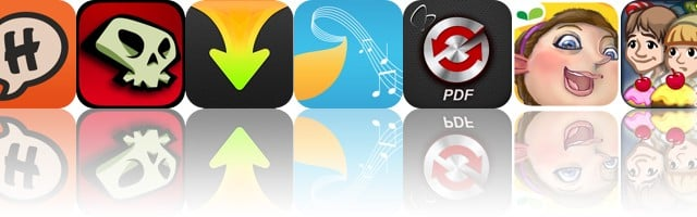 Today's Apps Gone Free: Halftone 2, Skulls Of The Shogun, Download Expert And More