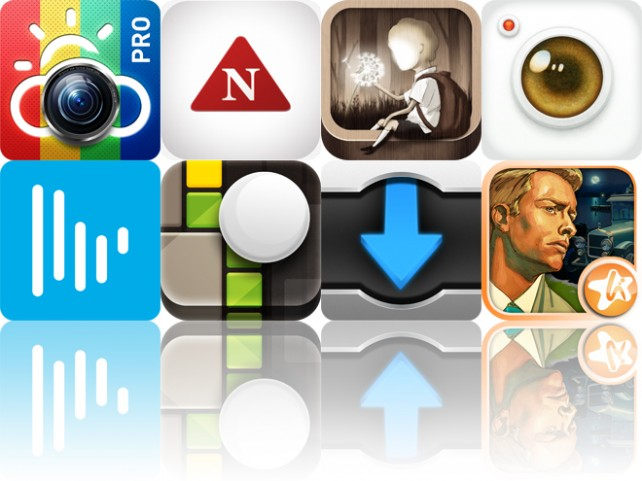 Today's Apps Gone Free: InstaWeather, Simply North, Dandelion And More