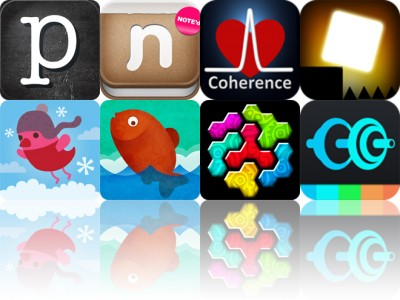 Today's Apps Gone Free: Poetics, NOTE'd, Heart Rate And More