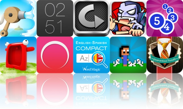 Today's Apps Gone Free: Sprinkle Islands, Work Time, GPlayer And More
