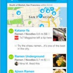 Foursquare Update Offers More iOS 7 Inspired Design Tweaks, Other New Features