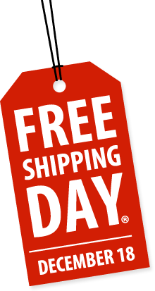 Today Is Free Shipping Day At Many Online Retailers