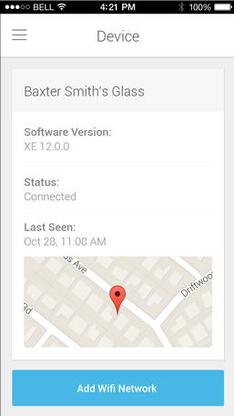 MyGlass, A Companion iOS App For Google Glass, Makes A Brief Appearance In The App Store