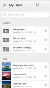 Google Drive Can Now Sort Files By Title Or When Last Opened